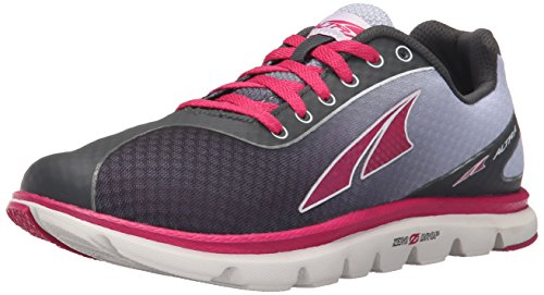 Altra Women's One 2.5 Running Shoe, Raspberry, 12 M (Raspberry Sport Shoe)