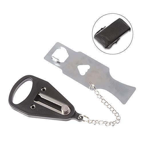 faddy-1 Portable Door Lock Travel Lock Solid Heavy Duty Lock Travel Security Door Lock for Traveling, AirBNB, Hotel…