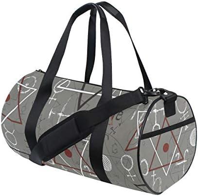 ボストンバッグ 三角型 幾何図 ジムバッグ ガーメントバッグ メンズ 大容量 防水 バッグ ビジネス コンパクト スーツバッグ ダッフルバッグ 出張 旅行 キャリーオンバッグ 2WAY 男女兼用