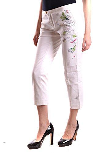 Dsquared2 Damen MCBI107033O Weiss Baumwolle Jeans