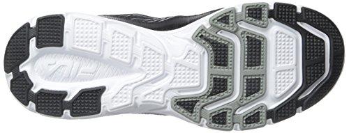 Cuenta atrás Fila 2 Zapatilla deportiva Black/Black/Metallic Silver