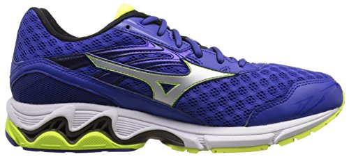 Pictures of Mizuno Men's Wave Inspire 12 Running Surf the Web/Silver 3