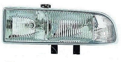 Fits 98 - 05 Chevrolet S10 Truck and Blazer Headlight DRIVER NEW Headlamp Left front