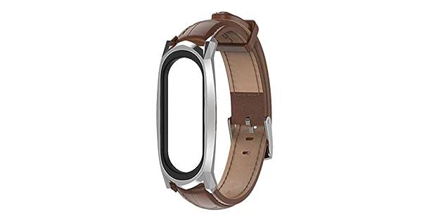Amazon.com: Correa de repuesto para Xiaomi Mi Band 3, BIYATE ...