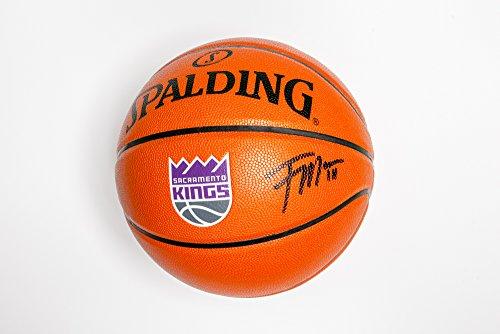 Mason Autographed Basketball - 3