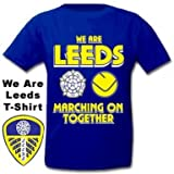 Leeds Utd Marching on Together T-Shirt