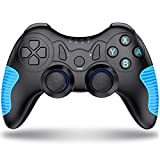 BEBONCOOL Switch Pro Controller for Nintendo, Wireless Switch Gamepad Built-in Motor Adjustable Vibrating with 6-Axis Somatosensory, Wireless Game Remote (Support Upgraded Version)