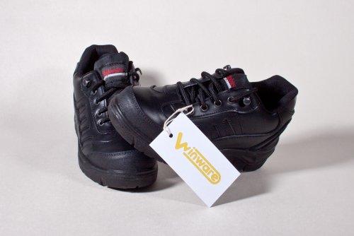 Winware Safety Trainer Negro - Talla 45