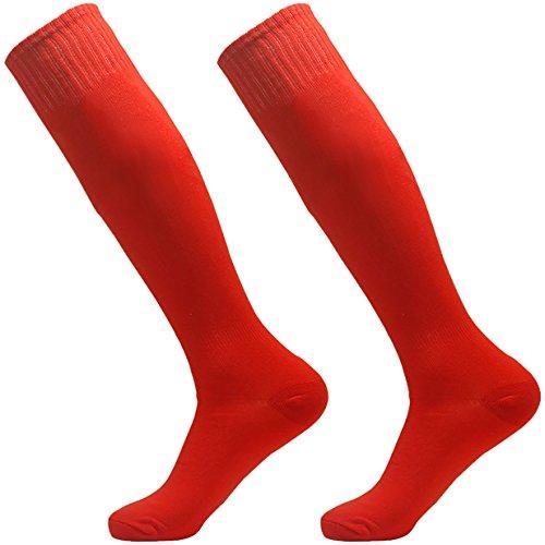Review Soccer Socks Red, 3street