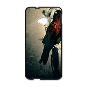 HTC One M7 Phone Case Black Alan Wake SEW5340428
