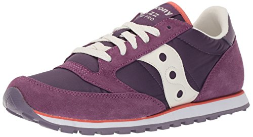 Outdoor Jazz PRO Purple per Donna Scape Sport Low White Saucony YqUff