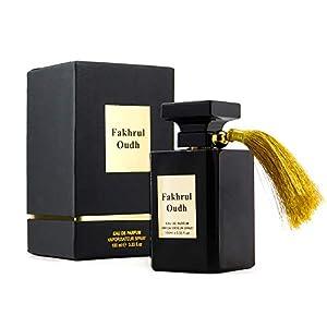 Fakhrul Oudh – Oud Fragrance – Wood Scent Spray for Men by Al Aneeq Perfumes (100ml Eau de Parfum)
