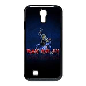 Samsung Galaxy S4 9500 Cell Phone Case Black Iron Maiden JSK872104
