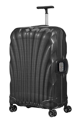 SAMSONITE Lite-Locked Spinner 69/25 Koffer, 69 cm, 68 L, Black