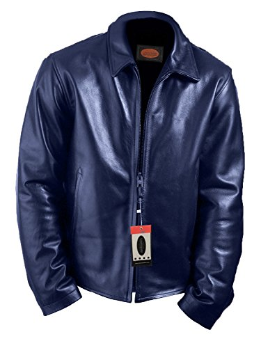 New Laverapelle Men's Lambskin Real Leather Jacket - 1510497 for cheap