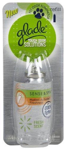 Glade Sense & Spray Refill-Fresh Scent-0.43 oz.