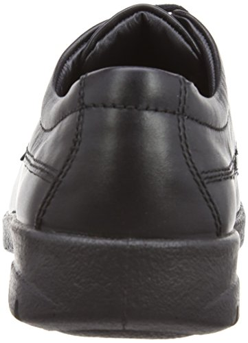 嘻呱PAD para Zapatos cordones hombre de Lunar Negro zIzZqxH