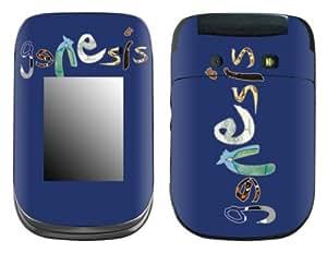 MusicSkins, MS-GENS10246, Genesis - Boxed Set, BlackBerry Style (9670), Skin