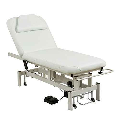 - BEAUTY SALON SPA ELECTRICAL FACIAL BEAUTY BED SPA MASSAGE ALL PURPOSE DOCTOR'S RECLINING WORKING BED - MAR EGEO