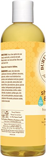 Review Burt's Bees Baby Shampoo
