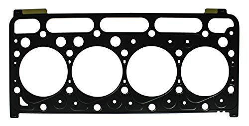(16076-0331-1 Steel Cylinder Head Gasket for KUBOTA V2203 / 4D87 Made In Taiwan - DL-SM-G5704)