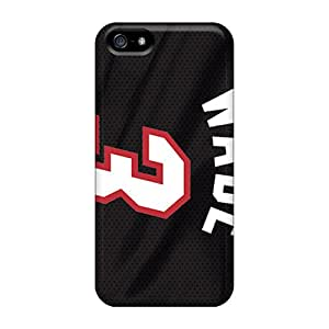 New Player Jerseys Tpu Case Cover, Anti-scratch BLowery Phone Case For Iphone 5/5s