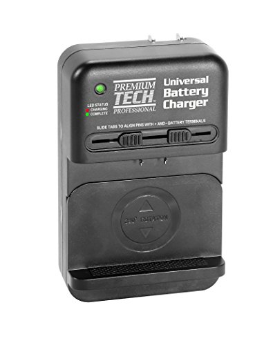 Dc Universal Battery Charger - 3