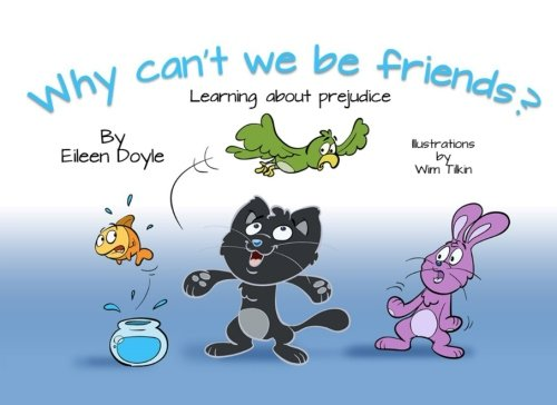 Download Why can't we be friends?: Learning about prejudice pdf