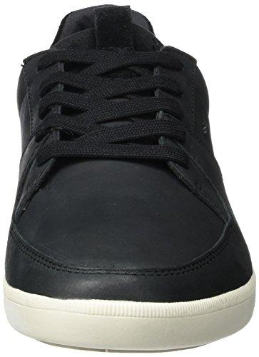 Boxfresh Cladd, Sneaker Basse Uomo Nero (Nero)