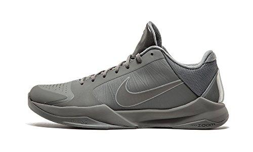 Nike Zoom Kobe 5 Ftb Vervagen Naar Zwart - 869454-006