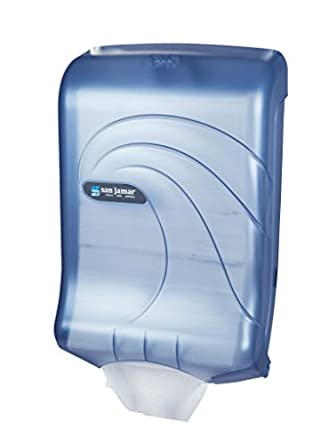 San Jamar T1790TBK Ultrafold C-Fold And Multi Fold Type Towel Dispenser