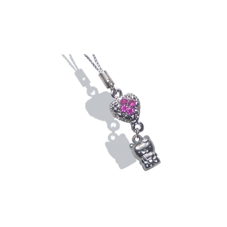 Hello Kitty Cell Phone Charm