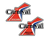 Carnival Cruise Line Magnet, Personalized Door Magnet for Carnival Cruise Line
