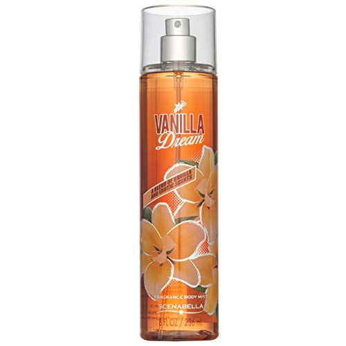 Scenabella Signature Body Splash Fragrance Mist for women