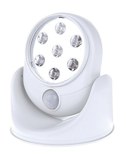 kssfirer-new-real-abs-360infrared-motion-activated-sensor-tick-up-7-led-weatherproof-quality-auto-se