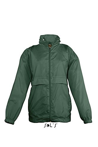SOLS Kids Unisex Surf Windbreaker Jacket