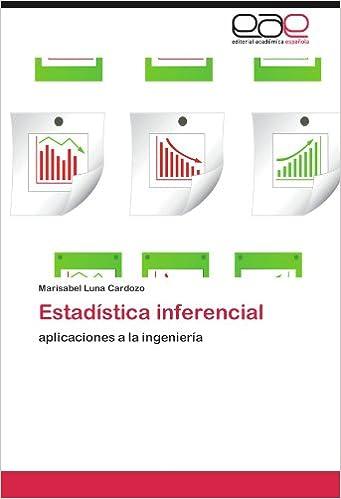 Descarga gratuita de libros de audio mp3. Estadística inferencial PDF FB2 iBook 3846572160