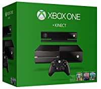 Xbox One 500GB Console with Kinect (No Chat Headset Included