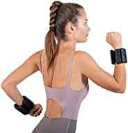 Ankle & Wrist Weight Set – Adjustable, Durable & Wearable Wrist Weight Bracelets Set – Adjustable Ankl