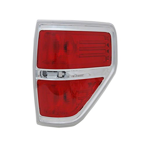 OE Replacement Tail Light FORD PICKUP FORD LIGHTDUTY 2009-2014 (Partslink FO2819143) (FO2819143N)