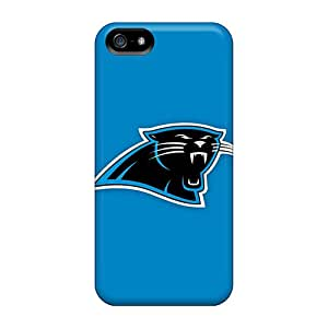 Premium [pVa1371bAyC]carolina Panthers 2 Case For Iphone 5/5s- Eco-friendly Packaging