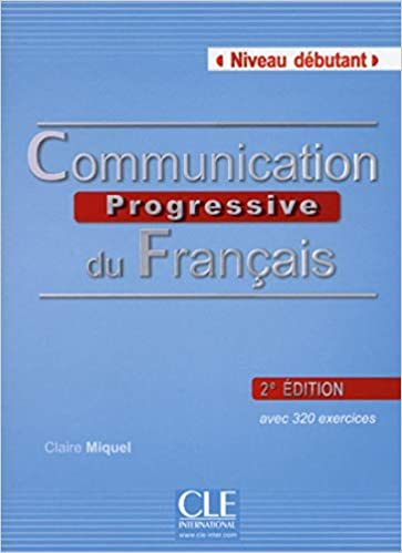 Amazon Com Communication Progressive Du Francais 2eme
