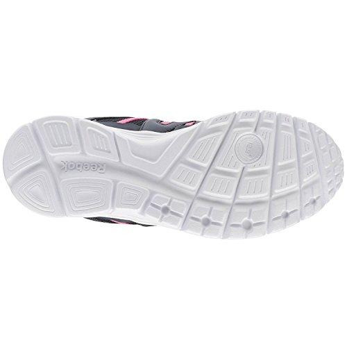 Femme Speedlux Reebok Black Pink smokey Running Poison Chaussures De Blanc White Noir Rose AAIqBHw