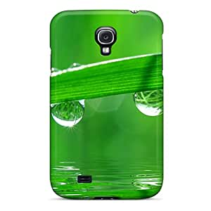 Premium Protection Green Dew Case Cover For Galaxy S4- Retail Packaging