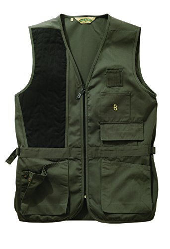 Bob-Allen 30190 240S Shooting Vest, Right Handed, Sage, Medium by Unknown