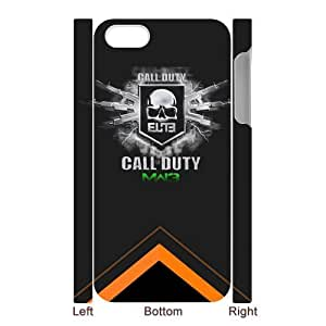 SpecialCasedesign Personalized Call of Duty Black Ops 2 iPhone 5 5S Case Best Durable Back Cover