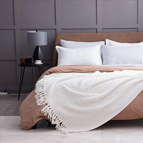 Bedsure Chenille Blanket US