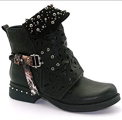 Amazon.com | Snow Boots Lady Boots Winter Boots Martin