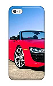iphone 6 4.7 Case Cover - Slim Fit Tpu Protector Shock Absorbent Case (audi R8 Gt 4)