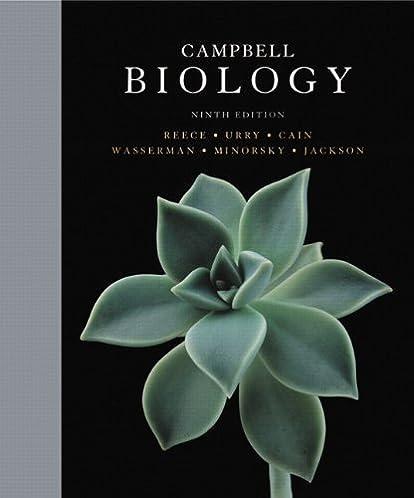 amazon com campbell biology 9th edition 9780321558237 jane b rh amazon com Campbell Reece Biology 9th Edition Campbell Biology 8th Edition